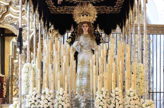 Paso de Virgen