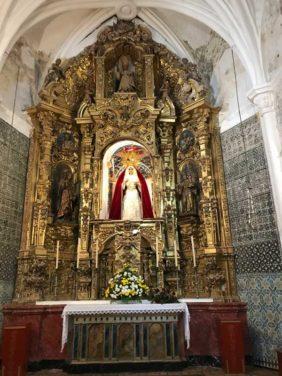Capilla de la Virgen de la Paciencia