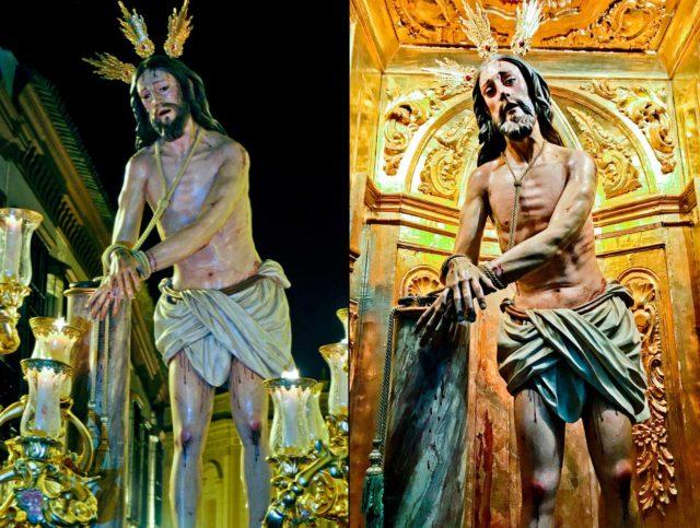Cordones del Cristo