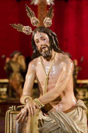 Nuestro Padre Jesús en la Columna