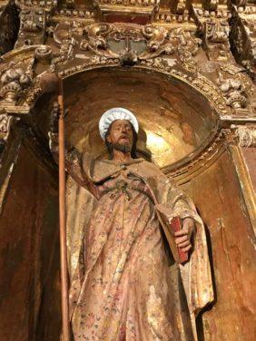 Retablo de Santiago Apóstol