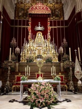 Altar Virgen de Gracia