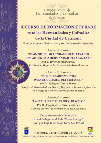 CARTEL CURSOS FORMACION