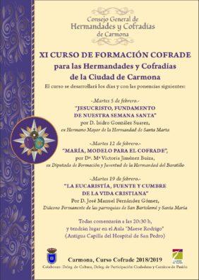 CARTEL CURSO FORMACION