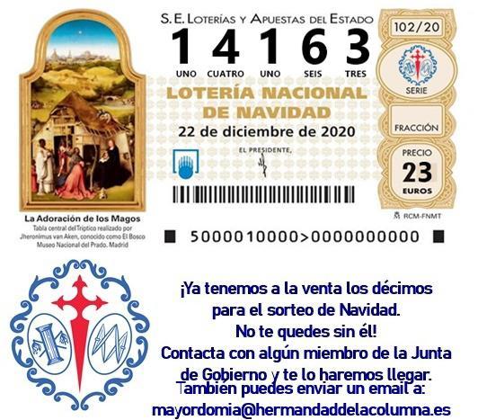 Loteria navidad 2020