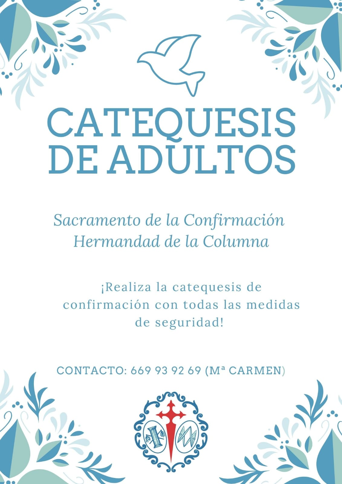CATEQUESIS DE ADULTOS 2020/21